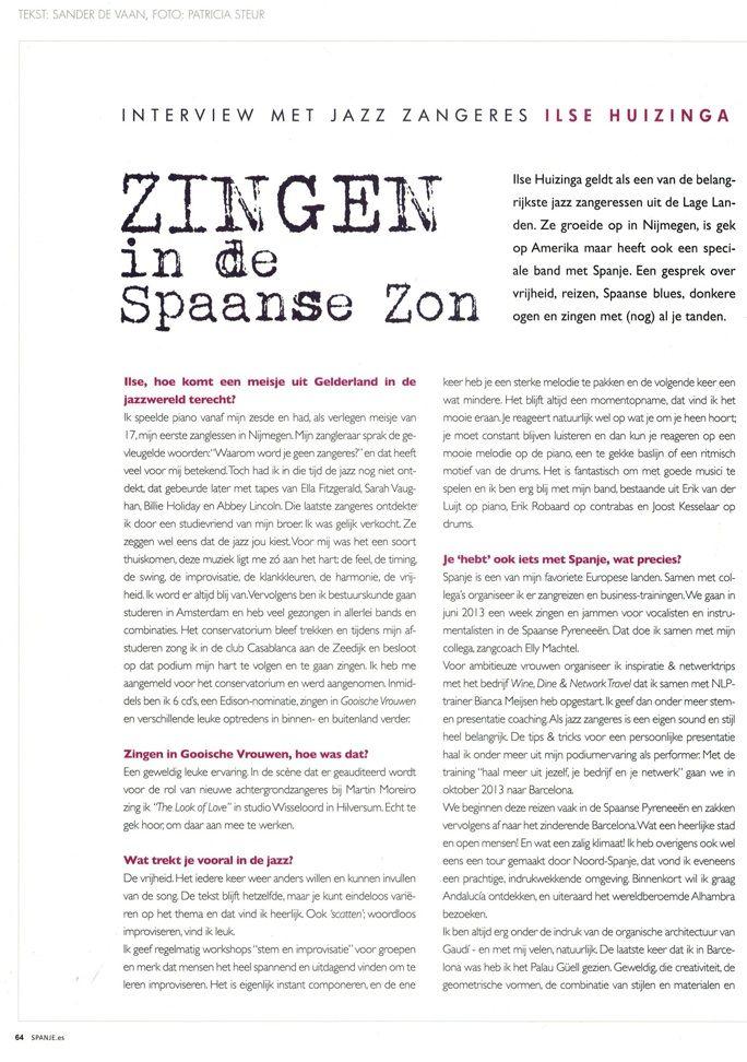 Spanje Magazine 2 2013