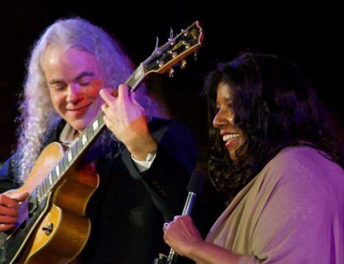 Tuck & Patti – how to find great musicians to work with