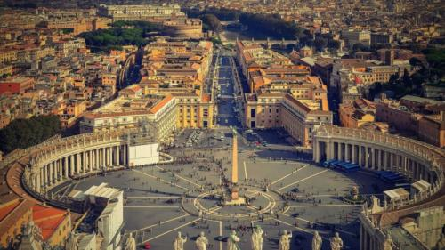 Jazz Singers Trip Rome