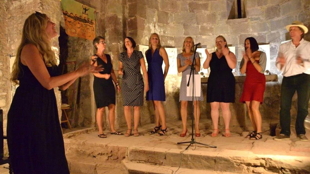zangvakantie meerstemmig zingen koor