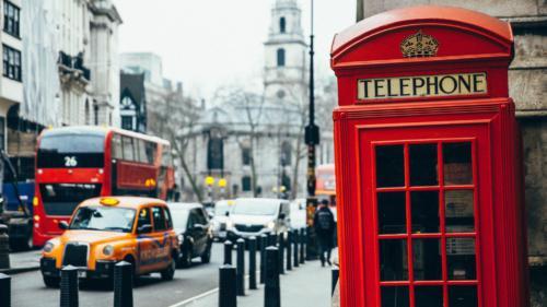 Jazz Singers Trip London