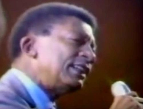 Johnny Hartman – how to sing with ease