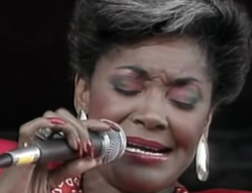 Nancy Wilson: how to sing dynamic