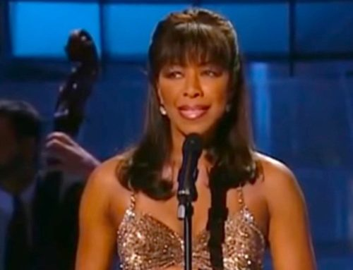 Natalie Cole: how to shine!