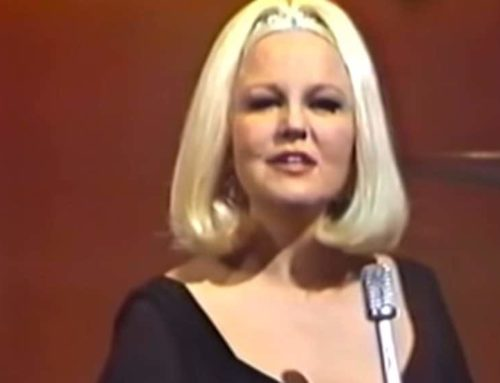 Peggy Lee: how to sing cool