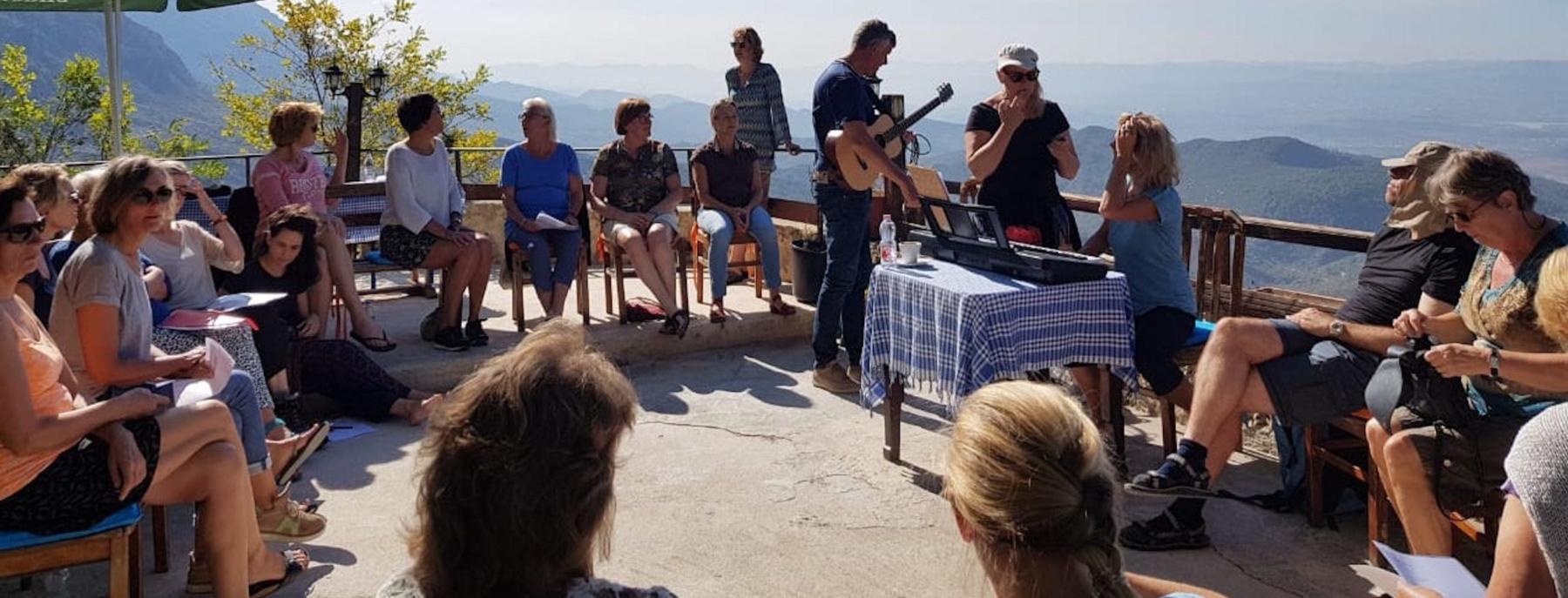 Band & solisten muziekvakantie in Albanië